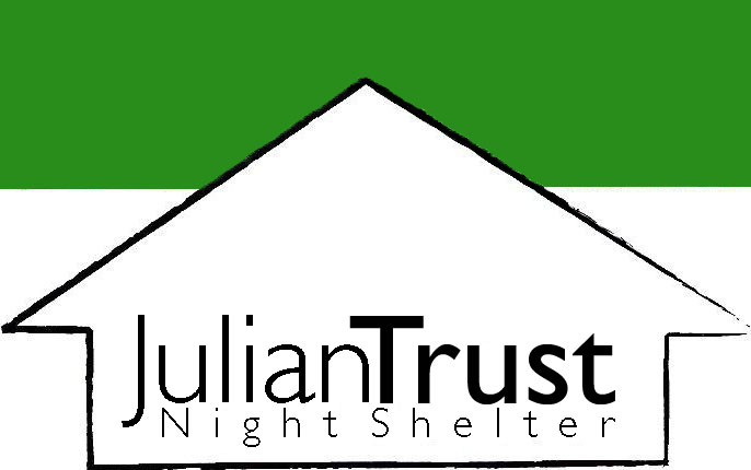 Logo for Julian Trust Night Shelter