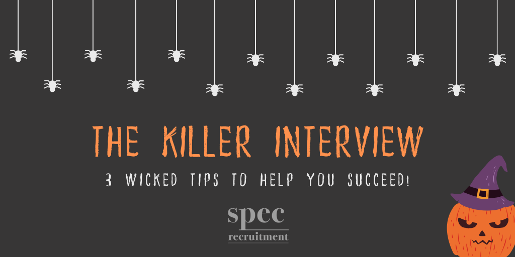 THE KILLER INTERVIEW